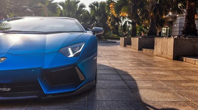 Tuyệt phẩm Lamborghini Aventador độ 900 mã lực của DMC 8