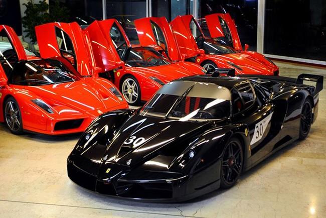 Rao bán Ferrari Enzo và FXX hàng độc của Michael Schumacher 1
