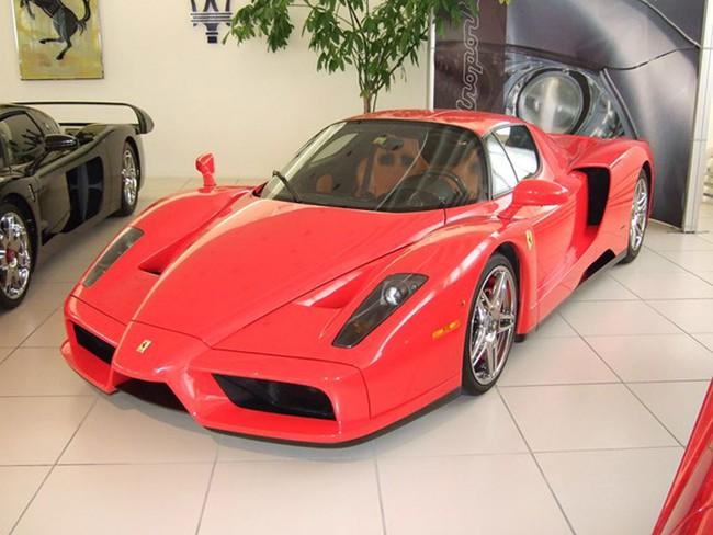 Rao bán Ferrari Enzo và FXX hàng độc của Michael Schumacher 5