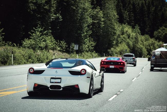 Hành trình siêu xe Canada 30