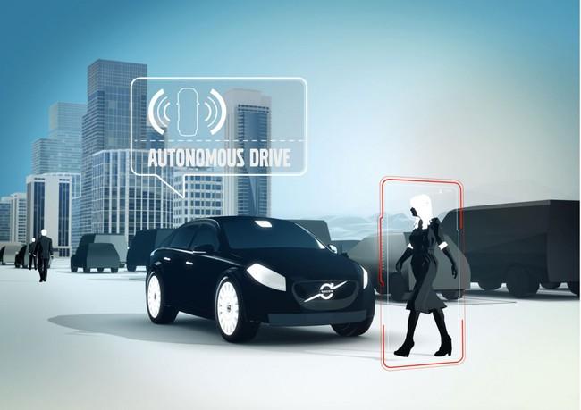 Volvo khoe hệ thống đỗ xe không cần người lái 3