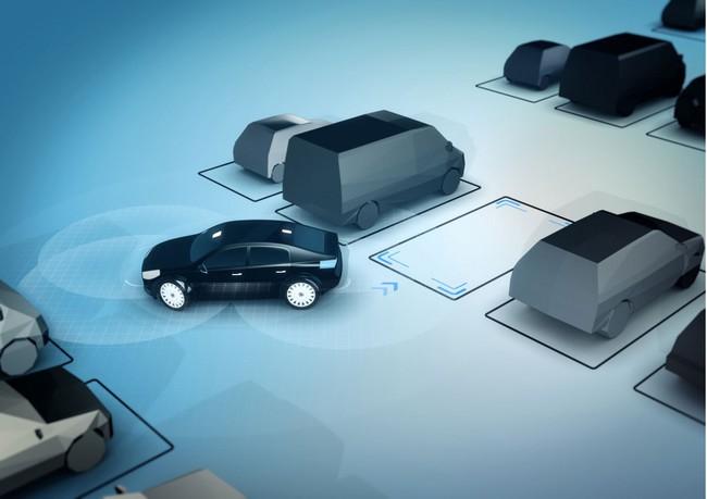 Volvo khoe hệ thống đỗ xe không cần người lái 4
