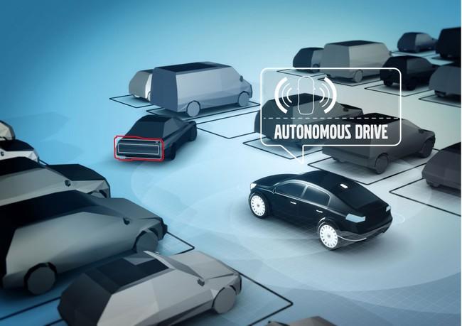 Volvo khoe hệ thống đỗ xe không cần người lái 5