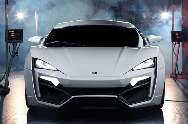 Mười mẫu xe đắt nhất thế giới 25