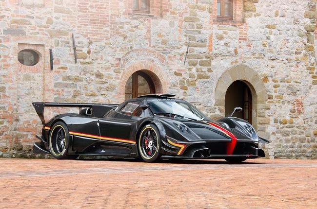 Mười mẫu xe đắt nhất thế giới 22