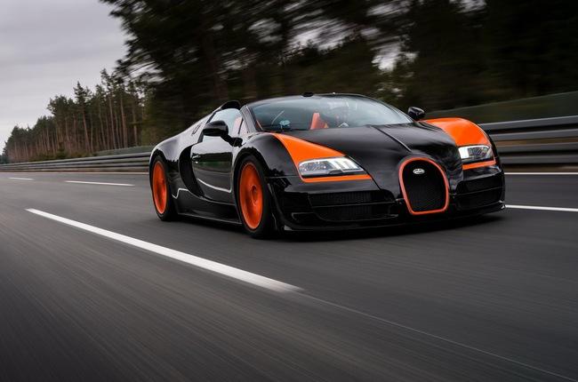 Mười mẫu xe đắt nhất thế giới 19
