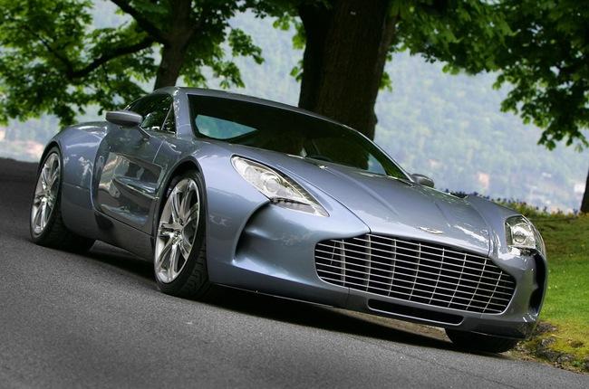 Mười mẫu xe đắt nhất thế giới 10