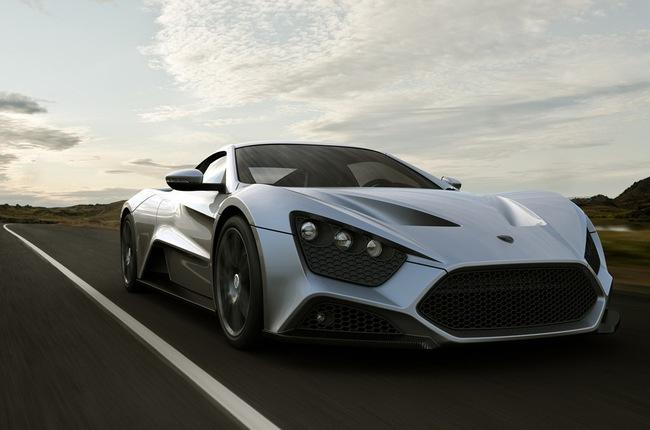 Mười mẫu xe đắt nhất thế giới 7