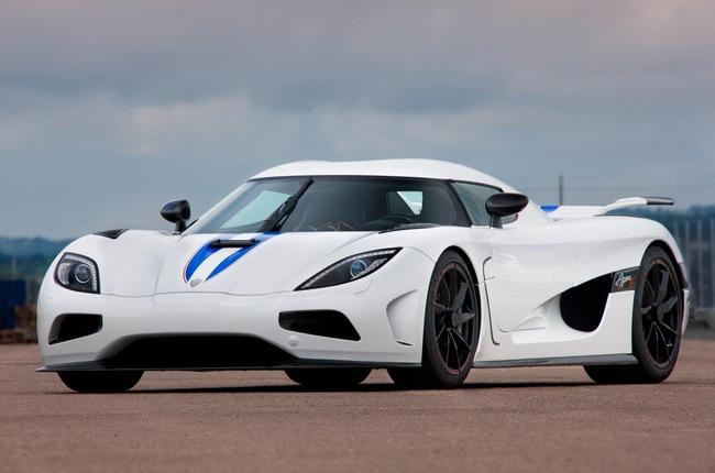 Mười mẫu xe đắt nhất thế giới 5