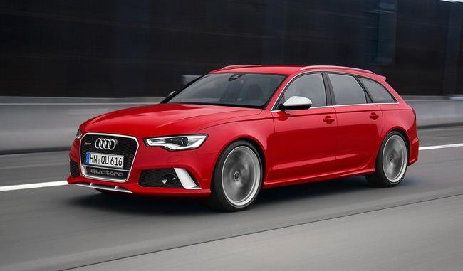 """Audi RS6 có thêm """"thuốc tăng lực"""" từ ABT Sportsline 1"""