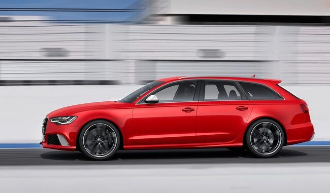 """Audi RS6 có thêm """"thuốc tăng lực"""" từ ABT Sportsline 2"""