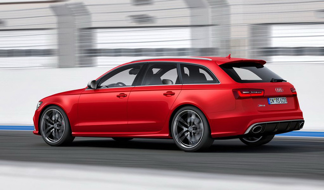 """Audi RS6 có thêm """"thuốc tăng lực"""" từ ABT Sportsline 3"""