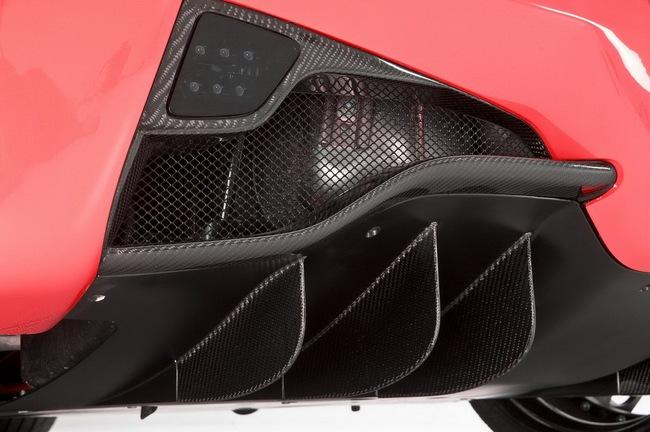 DMC trình làng xế độ Ferrari 458 Spider 6