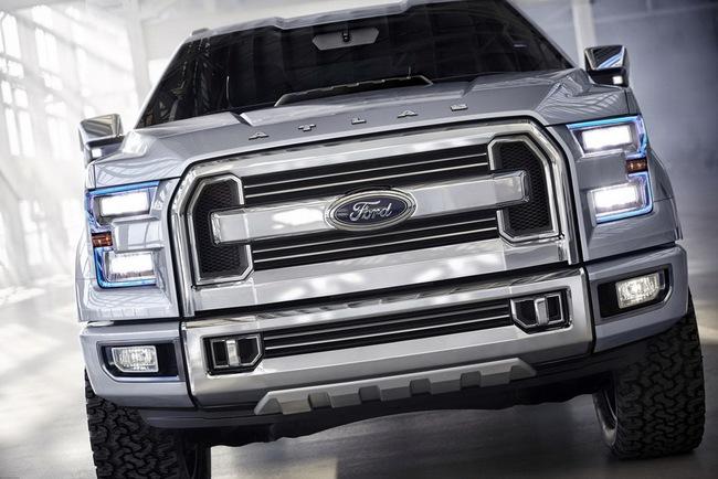 Ford F-150 thế hệ mới sẽ nhẹ hơn 3