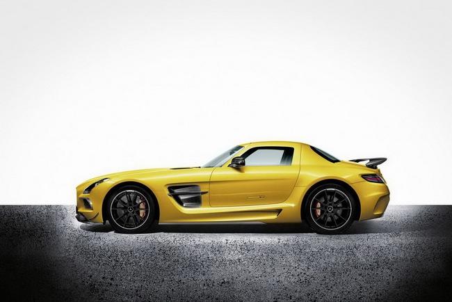 Công bố giá bán Mercedes-Benz SLS AMG Black Series 2
