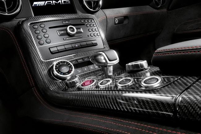 Công bố giá bán Mercedes-Benz SLS AMG Black Series 6