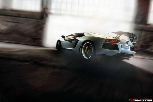 Novitec Torado - Siêu phẩm độ cực mạnh từ Lamborghini Aventador 2