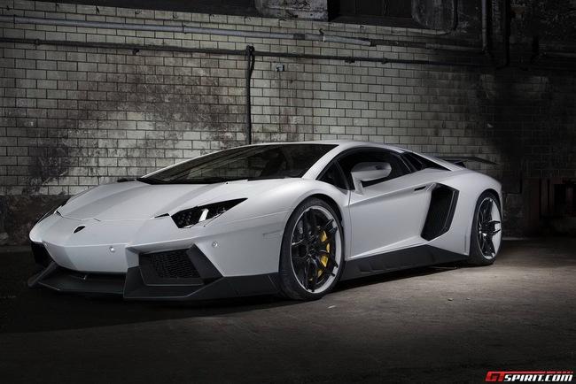 Novitec Torado - Siêu phẩm độ cực mạnh từ Lamborghini Aventador 3
