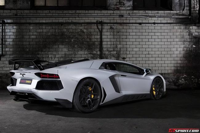 Novitec Torado - Siêu phẩm độ cực mạnh từ Lamborghini Aventador 4