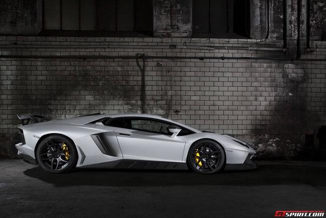 Novitec Torado - Siêu phẩm độ cực mạnh từ Lamborghini Aventador 6