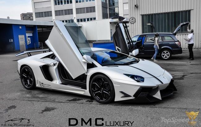 """Siêu phẩm Lamborghini Aventador LP900 SV Spezial Version """"2/10"""" 2"""