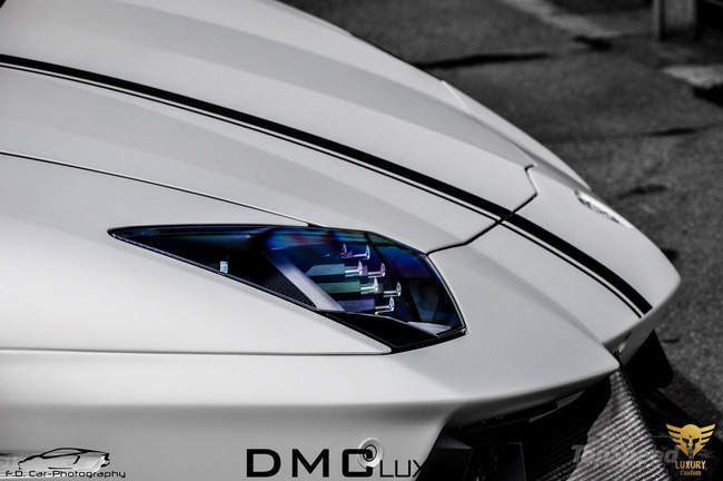 """Siêu phẩm Lamborghini Aventador LP900 SV Spezial Version """"2/10"""" 9"""