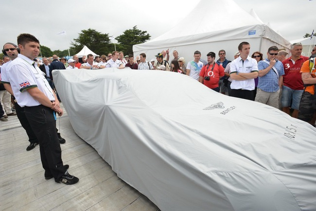 Bentley ra mắt phiên bản sản xuất Continental GT3 tại Goodwood 1