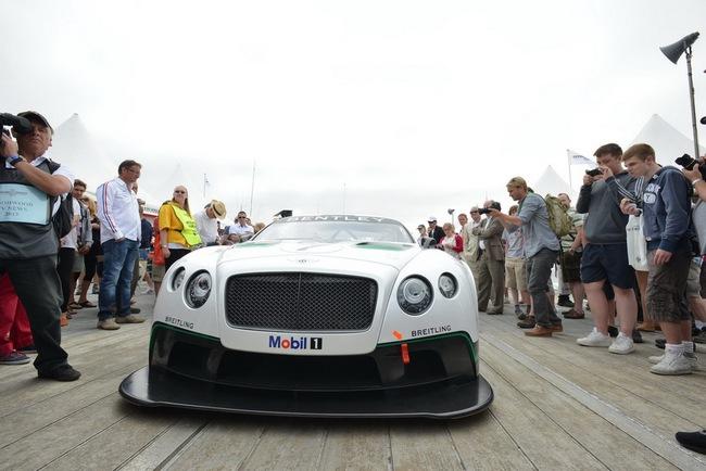 Bentley ra mắt phiên bản sản xuất Continental GT3 tại Goodwood 4
