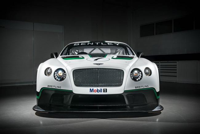 Bentley ra mắt phiên bản sản xuất Continental GT3 tại Goodwood 10