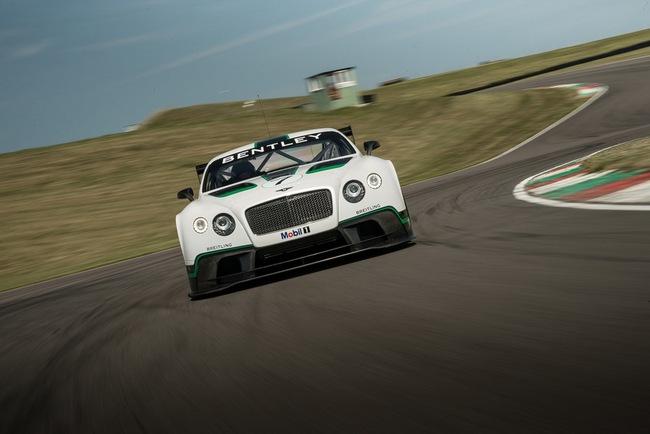 Bentley ra mắt phiên bản sản xuất Continental GT3 tại Goodwood 15