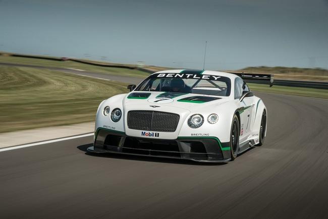 Bentley ra mắt phiên bản sản xuất Continental GT3 tại Goodwood 16