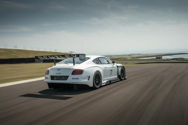 Bentley ra mắt phiên bản sản xuất Continental GT3 tại Goodwood 17