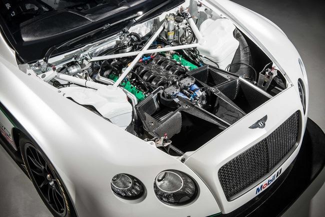 Bentley ra mắt phiên bản sản xuất Continental GT3 tại Goodwood 20
