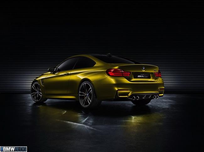 """BMW M4 Coupe Concept - """"Gương mặt"""" mới, đẳng cấp mới 6"""