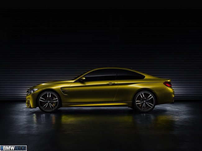"""BMW M4 Coupe Concept - """"Gương mặt"""" mới, đẳng cấp mới 3"""