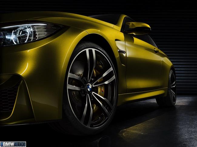 """BMW M4 Coupe Concept - """"Gương mặt"""" mới, đẳng cấp mới 7"""