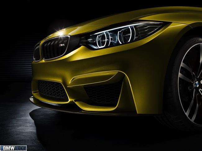 """BMW M4 Coupe Concept - """"Gương mặt"""" mới, đẳng cấp mới 8"""