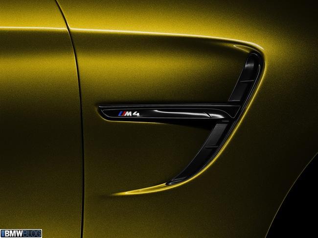 """BMW M4 Coupe Concept - """"Gương mặt"""" mới, đẳng cấp mới 9"""