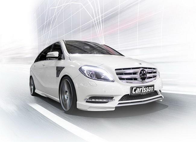 Xe gia đình Mercedes-Benz B-Class đẹp và mạnh mẽ hơn 2