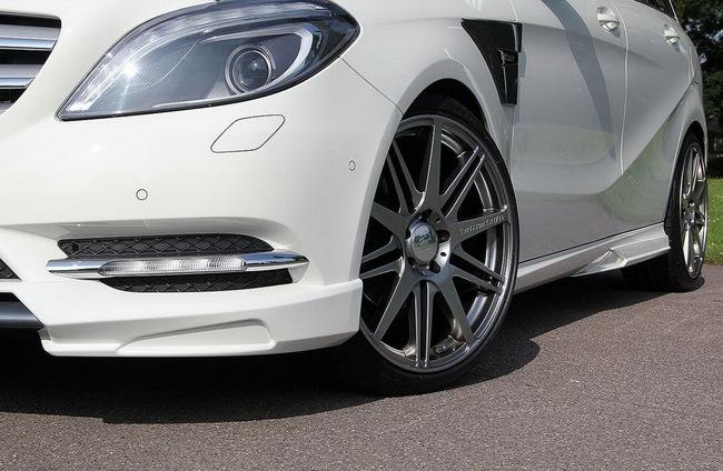 Xe gia đình Mercedes-Benz B-Class đẹp và mạnh mẽ hơn 6