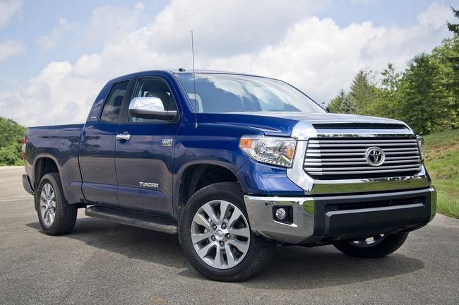 Toyota Tundra 2014 có giá từ 25.920 USD 3