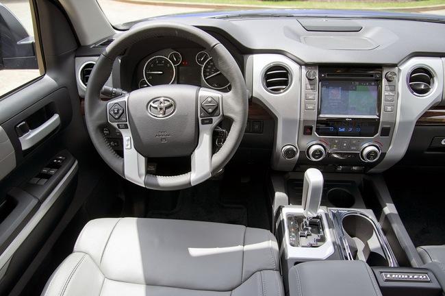 Toyota Tundra 2014 có giá từ 25.920 USD 6