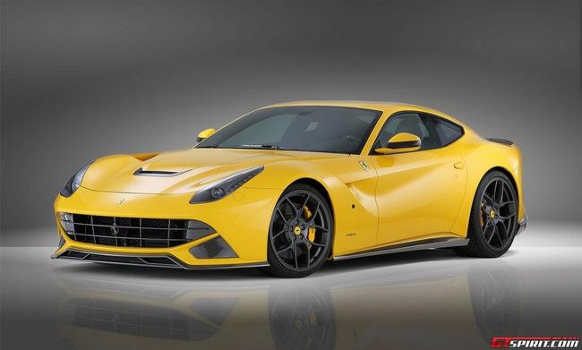 Ferrari F12 Berlinetta độ vàng chóe của Novitec Rosso 3