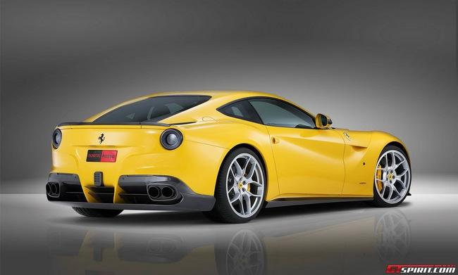 Ferrari F12 Berlinetta độ vàng chóe của Novitec Rosso 4