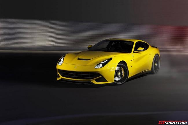 Ferrari F12 Berlinetta độ vàng chóe của Novitec Rosso 6