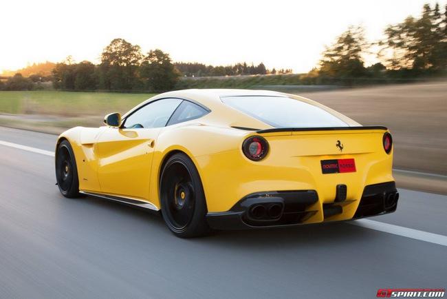 Ferrari F12 Berlinetta độ vàng chóe của Novitec Rosso 10