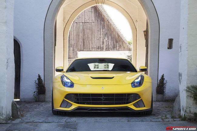 Ferrari F12 Berlinetta độ vàng chóe của Novitec Rosso 11