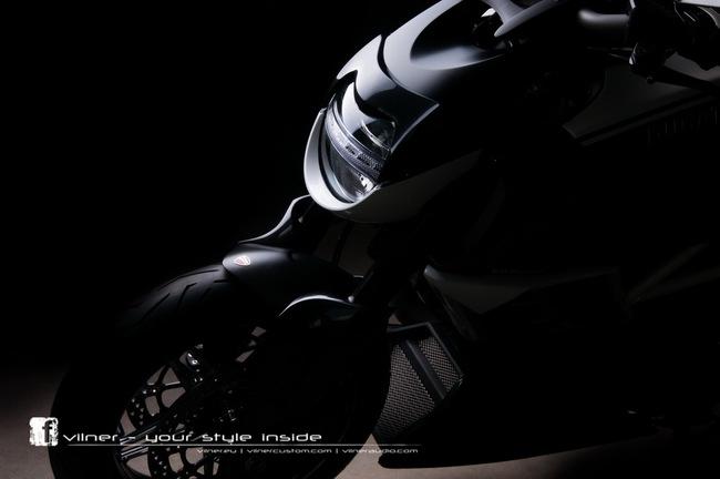 Ducati Diavel AMG độ độc nhất của Vilner 6
