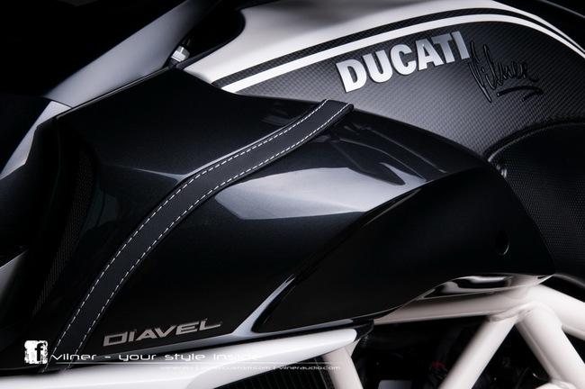 Ducati Diavel AMG độ độc nhất của Vilner 9