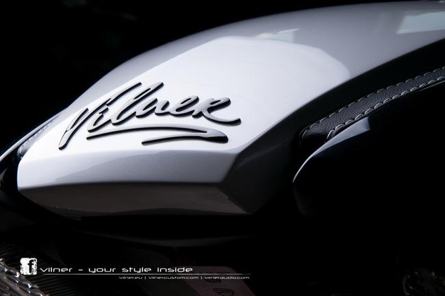 Ducati Diavel AMG độ độc nhất của Vilner 13
